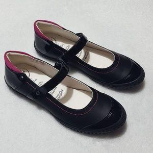 NEW Primigi girls' black Mary Jane dress shoes